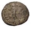 Follis / Bronce Constantino El Grande, acuñada entre los años 307-337.DC Anv.:Emperador mirando a la derecha, IMP CONSTANTINVS AVG Rev.: SOL INVICTO COMITI 20 mm / 3.9 grs