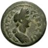 Monedas de Emperatrices Romanas Domici12