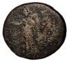 Griega, probablemente entre el años 275 AC Anv: Atenea con casco Rev. Diosa Nike mirando a la izquierda 18 mm / 6.6 grs.