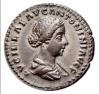 Monedas de Emperatrices Romanas Lucila10