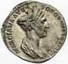 Monedas de Emperatrices Romanas Marcia10