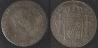 Anverso busto de Fernando VII  Reverso escudo de España con las columnas de hércules