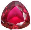 rubis rouge