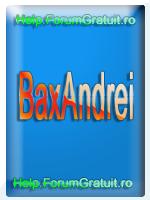 BaxAndrei