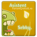 Sebby.