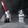 LEGO du côté obscur