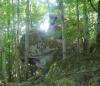 Questa è una delle tante grandi rocce che ci sono nel luogo dove si tiene l'hobby del tiro con  l'arco vicino Sassoforte..non per nulla la compagnia si chiama 09 ORSO Uguccione da Sassoforte