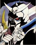 Kane The Dark Warrior