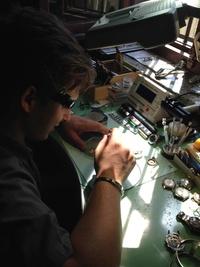 L'arte della lucidatura: claying, correzione e polishing. 8830-92