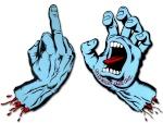 Scream_Hand