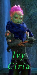 Ivy Ciria