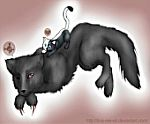 Smokeclaw and Thornpaw