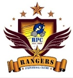 Rangers paintball