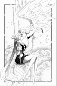 Silberkristall Sailor Treff 141-98