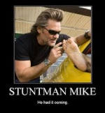 Stuntman Mike