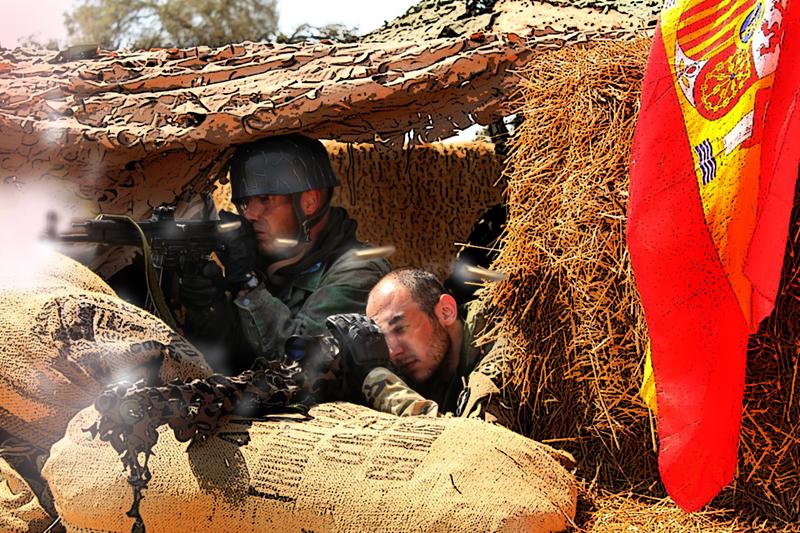 28/11/10 ¡Blocao! - La Guerra de África I - Partida Abierta - La Granja Airsoft Espera10
