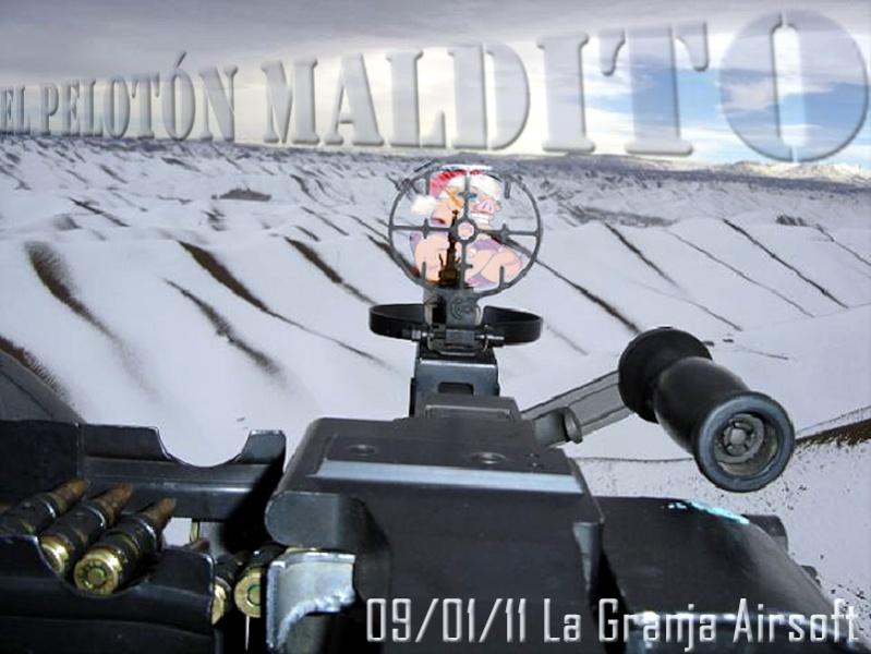 09/01/11 El Pelotón Maldito - La Granja Partida Abierta Peloto10_800x600