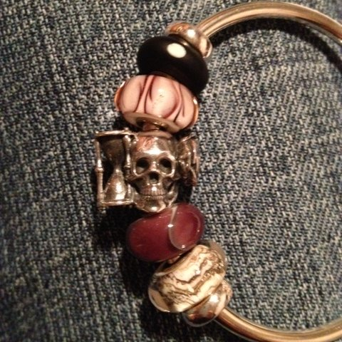 Memento Mori Bangle Mori210
