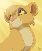 Vitany the dark lioness