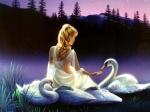 The Swan constelltion...