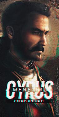 Cyrus Menethil