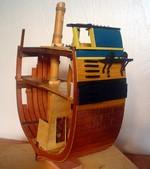Maquettes et modélisme naval (bois, plastique,etc) 349-20