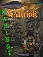 kam!k@z-warRioR