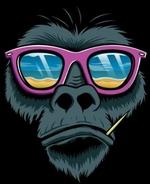 Monkey Word Gamer