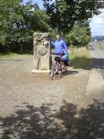 Camino Frances realizado en 2009 736-3