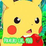 PIKACHU LV.100