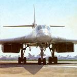 TU-160 Tupolev
