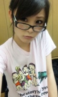 Rina Hinamori.