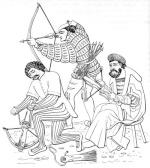 arquero medieval