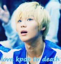 LOVE KPOP TO DEATH