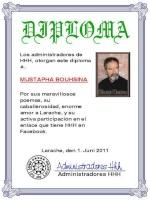 MUSTAFA BOUHSINA