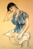Zumbul devojka
