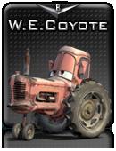 W.E.coyote