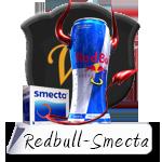 Redbull-Smecta