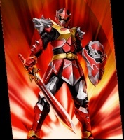 The Red Mystic Ranger