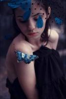 Sissi-Blue-Bulle