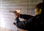 pistol et revolv