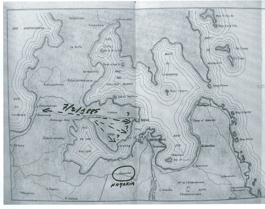 [ARCHIVÉ] DIÉGO SUAREZ - TOME 012 - Page 4 1885_f10