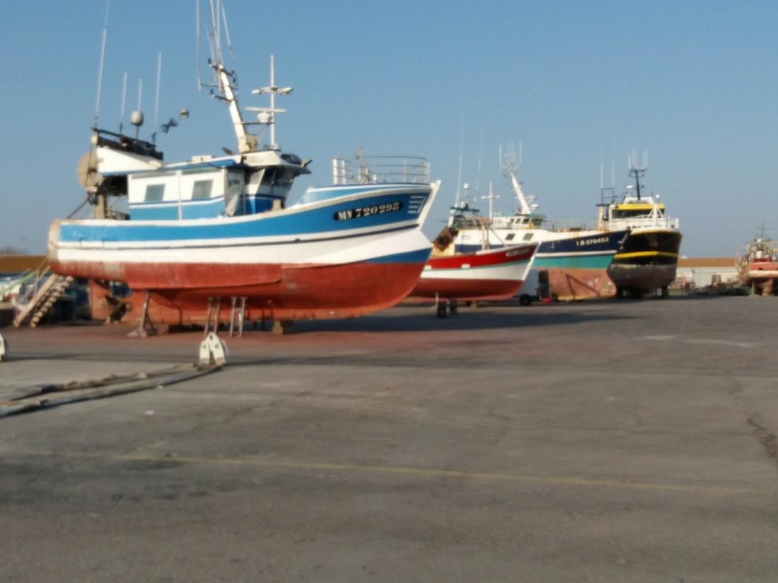 [VIE DES PORTS] Quelques bateaux de pêche (sur nos côtes Françaises) - Page 9 20210214