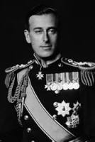 Admiral Louis Mountbatten