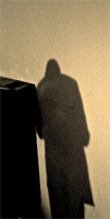 un homme de l'ombre
