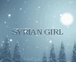 **syrian girl**