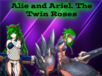 Alie and Ariel