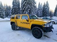 Manu H3 jaune