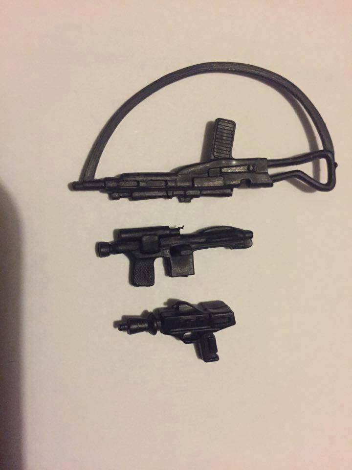 Help identifying solid black imperial blaster 20839610