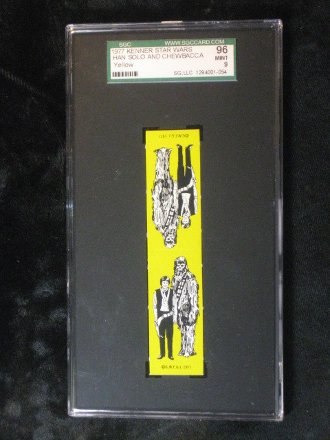 The MAD world of Star Wars collecting! Graded11